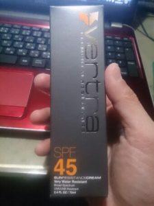 バートラサンレジスタンスクリームSPF45